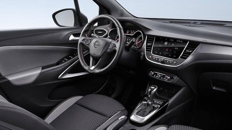 Opel Crossland X 2018 A04