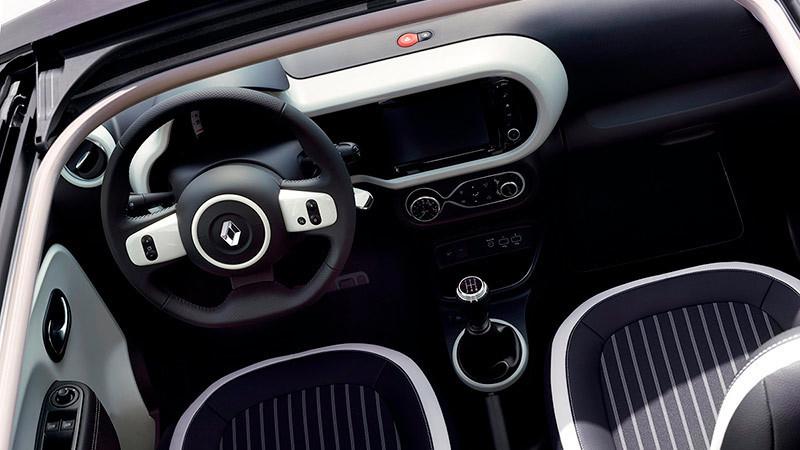 Renault Twingo 2019 interior